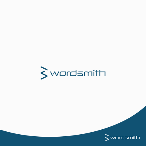 wordsmith concept logo