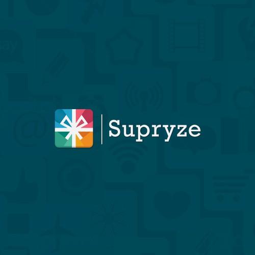 App logo for Supryze