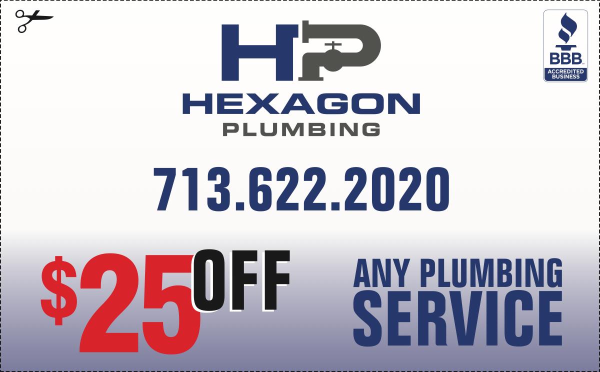 Hexagon Advertisement
