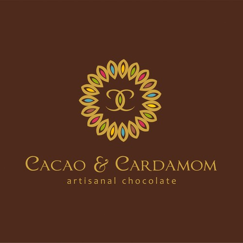 Help a Chocolate Shop out with their logo! (Cacao & Cardamom)