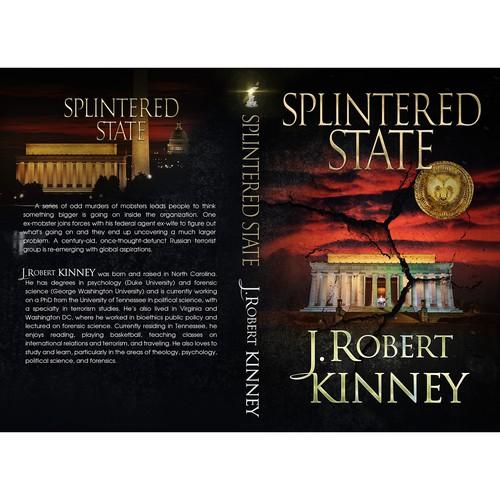Splintered State book cover