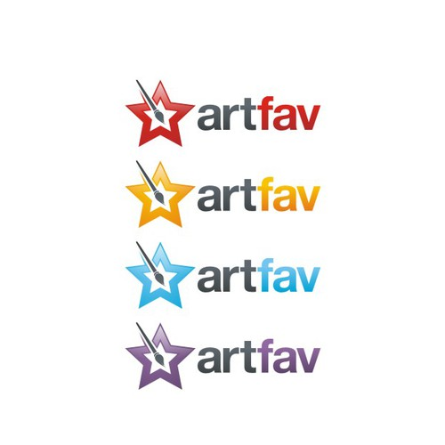 Logo for Art Search Engine and Community