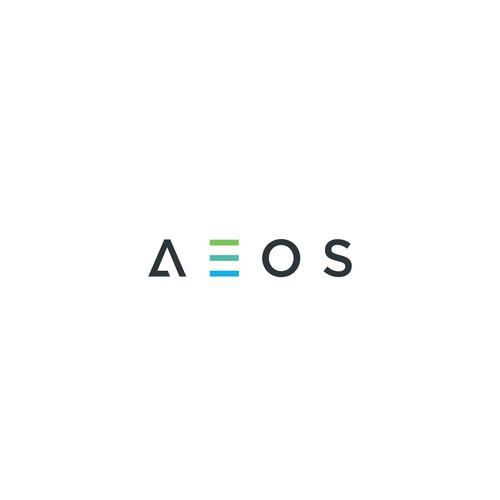 AEOS logo concept