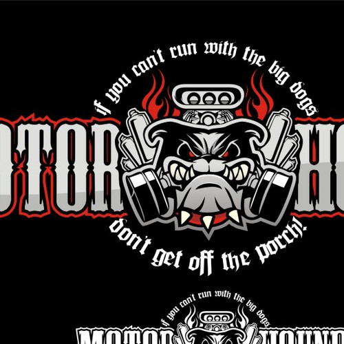 MOTOR HOUND - for the Rev Head in us all!
