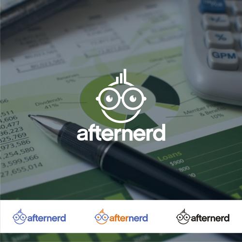 Logo for afternerd