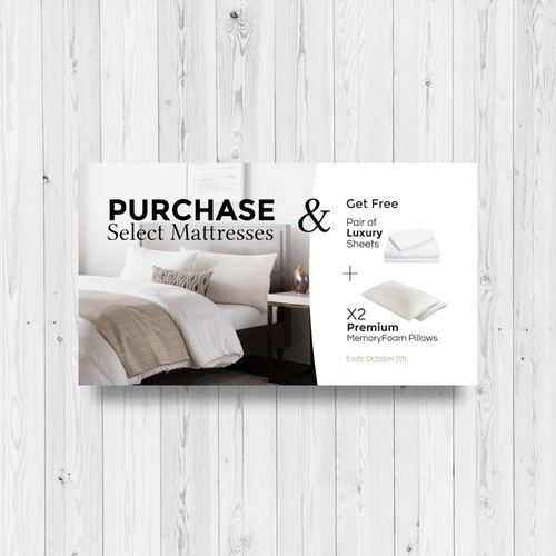 Select mattresses deal