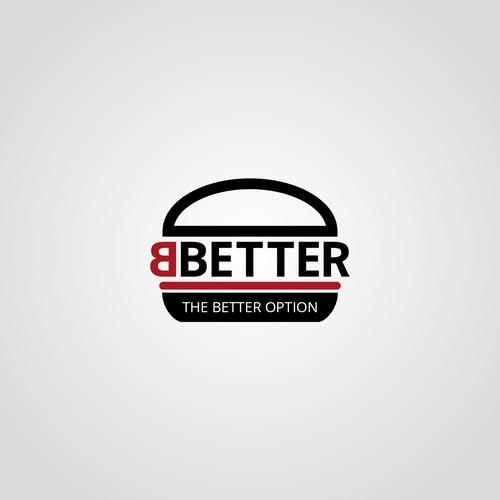 BBetter Fast-Food Restaurant Logo