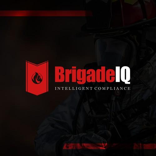 BrigadeIQ - Intelligent Compliance Logotype