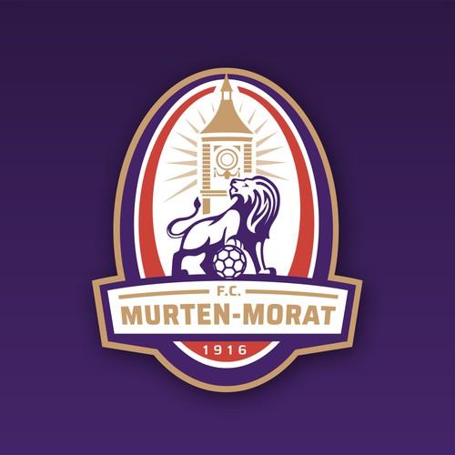 Logo concept for a Soccer Club