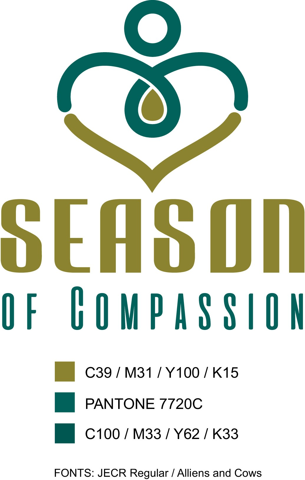 Create an exciting logo for Season of Compassion
