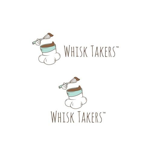 Winning Logo for Whisk Takers