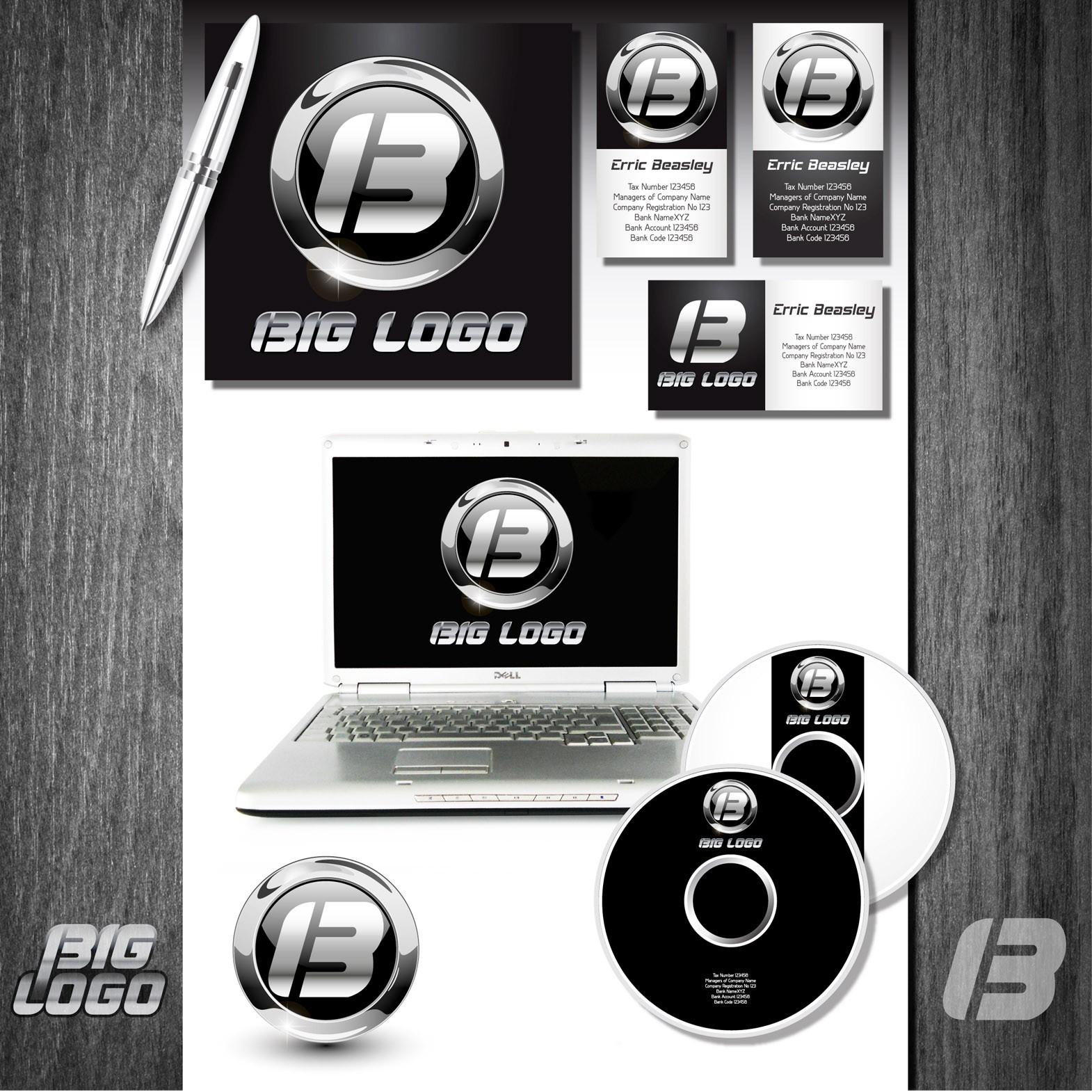 Create the next logo for BIG LOGO