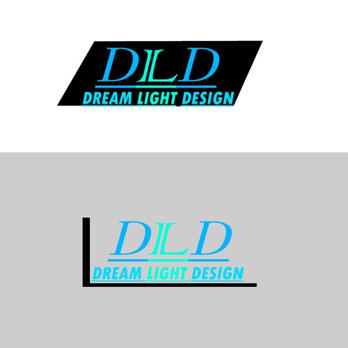 "Create a sophisticated fresh, chic, ""DLD"" logo for a luxury interior, home fashion design firm"
