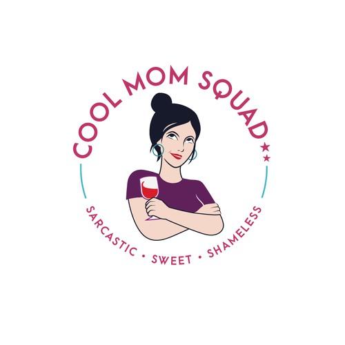 Logo for clothing merchandise