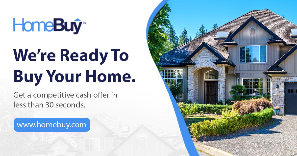 HomeBuy - Facebook Ad
