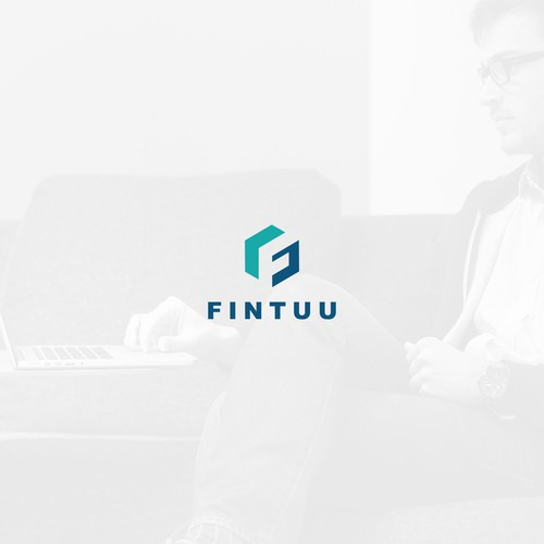 Financial logo design