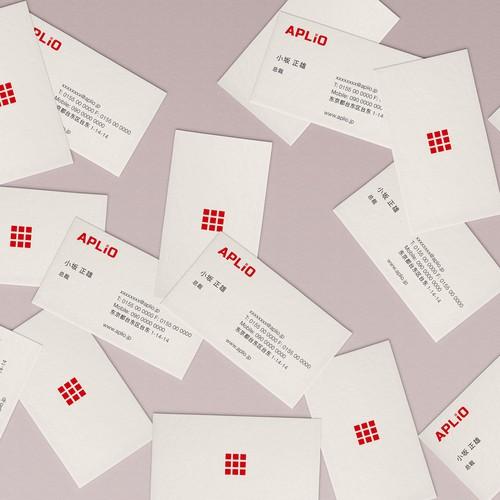 Business Card for APLiO