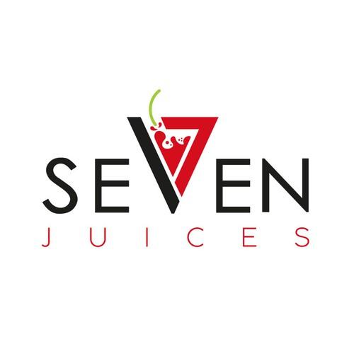 Seven Juices Logo