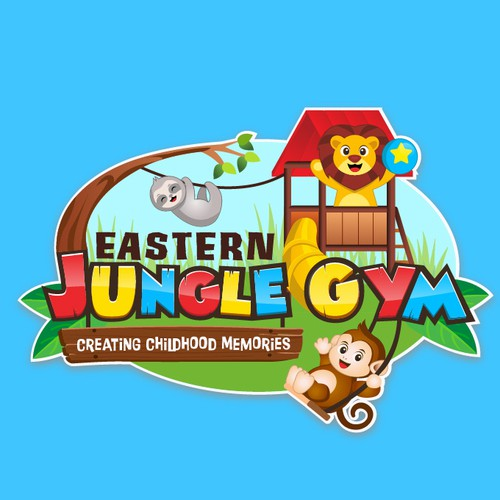 Logo for Eastern Jungle Gym