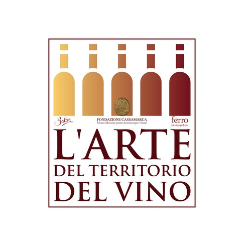 Logo for Wine Convention Treviso