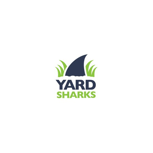 Logo Design for Yard Sharks
