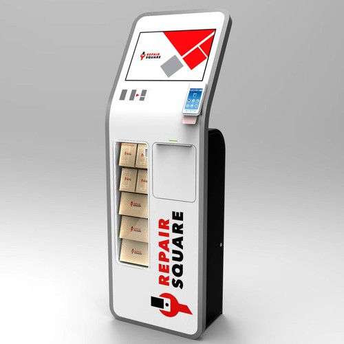 In contest Design our Next Gen repair Kiosk (hardware) for 200 shops