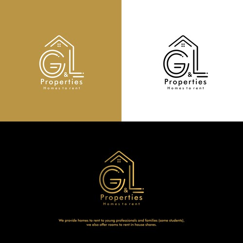 Line logo for G&L Properties