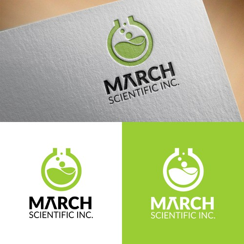 Logo Concept for March Labs Inc.