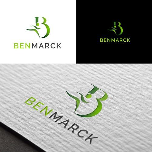 logo concept for Benmarck