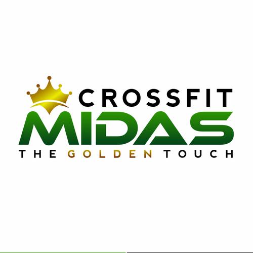 Create Logo For Crossfit Midas