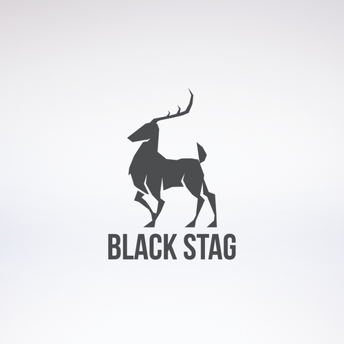 Have some fun creating an awesome logo for Black Stag!