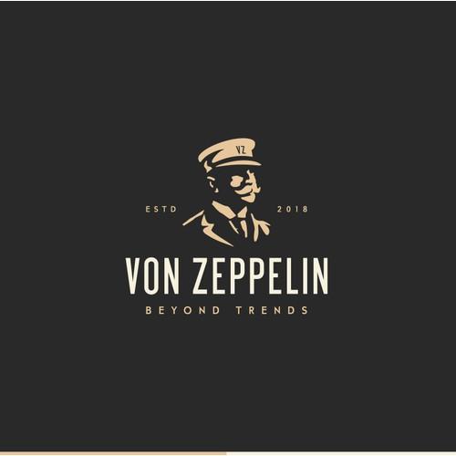 Crea el logo de Von Zeppelin