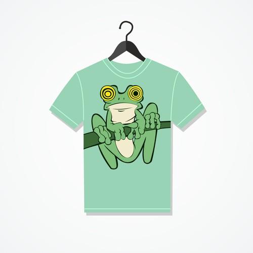 frog shirt