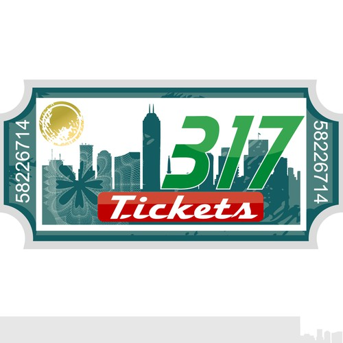 New logo wanted for 317 Tickets