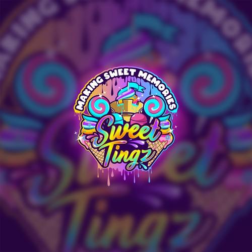 Sweet Tingz Logo