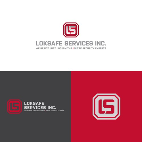 Loksafe Services logo