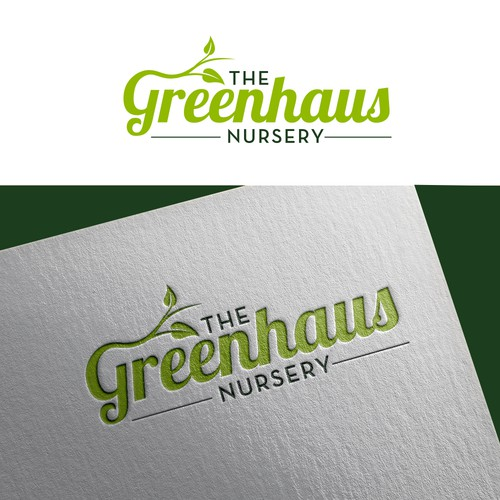 Logo for The Greenhaus Nursery