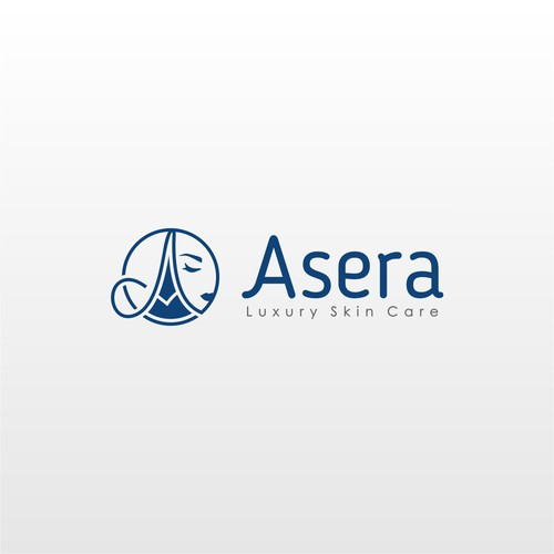 Logo concept for Asera Luxury Skin Care