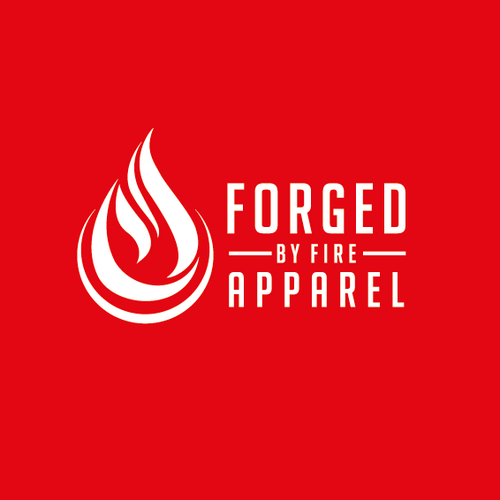 logo forged by fire apparel