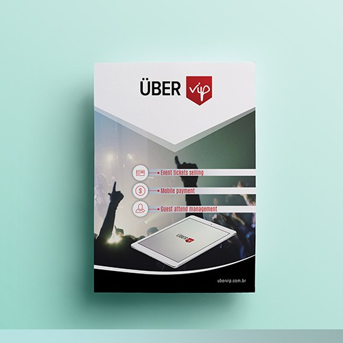 NEW! Ubervip Services Brochure