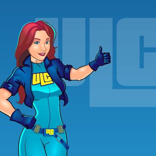 "A Talented ""SuperHero"" SuperStar Illustrator Wanted"