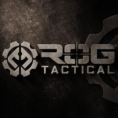 Logo design for ROG Tactical