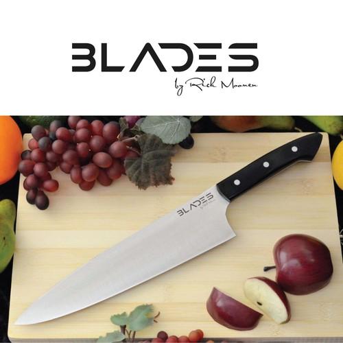 Logo Design for a High Quality Chef Knife