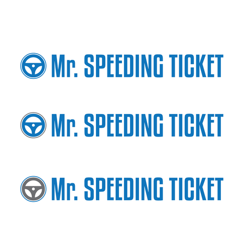 Logo Mr. Speeding Ticket