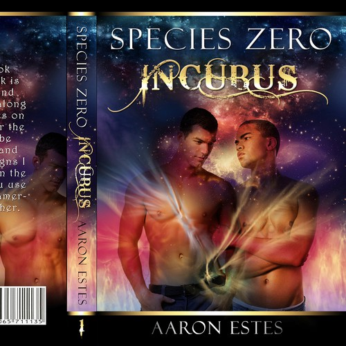 Create the next book or magazine cover for Species Zero: Incubus