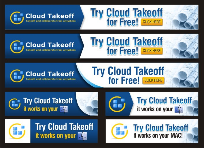 New banner ad wanted for Cloud Takeoff