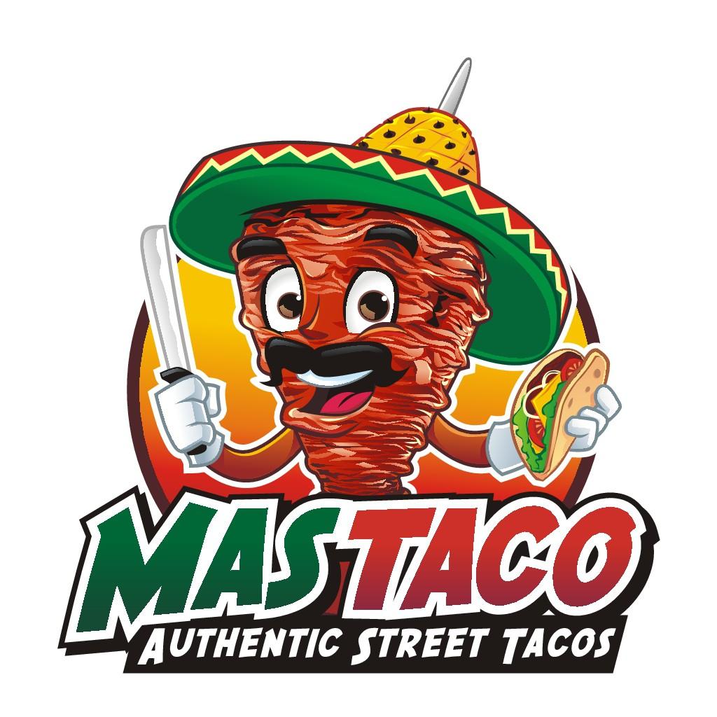 Design a logo for a taco shop.