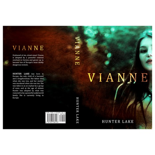 "Book cover for ""Vianne"""