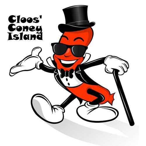 Cloos' Mascott!