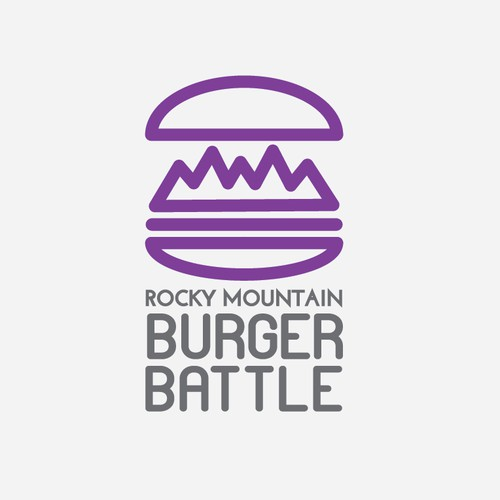 Rocky Mountain Burger Battle with a new logo